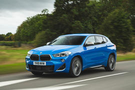 BMW X2 M35i 2019 road test review - hero front
