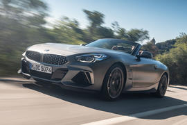 BMW Z4 2018 review - hero front