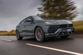 Lamborghini Urus 2019 road test review - hero front