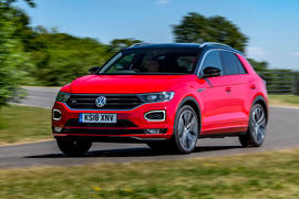 Volkswagen T-Roc 2019 road test review - hero front