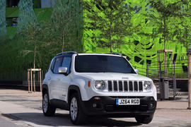 2015 Jeep Renegade - pricing, specifications and gallery