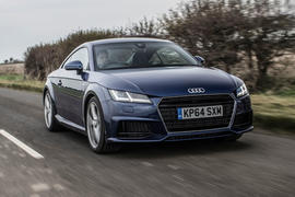 The third generation Audi TT