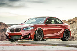 BMW to launch M2 Coupé in 2015