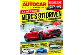 Autocar magazine preview 19 November preview