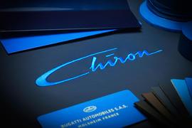 Bugatti Chiron name confirmed