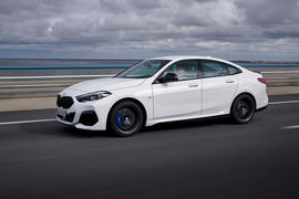 BMW 2 Series Gran Coupe M235i 2020 first drive review - hero front