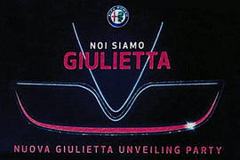 2016 Alfa Giulietta facelift teaser