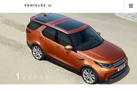 2017 Land Rover Discovery first pics