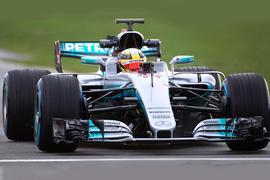 Mercedes-AMG F1 W08 – 2017 challenger launches EQ Power+ brand
