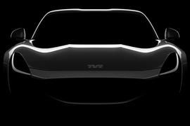 200mph TVR super coupé pic released before Goodwood Revival reveal