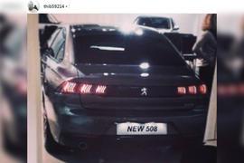 2018 Peugeot 508 leaks ahead of Geneva motor show debut