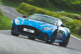 Used vs PCP: Supercars - Aston Martin DBS Superleggera
