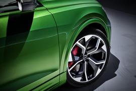 Audi RS Q8 wheels