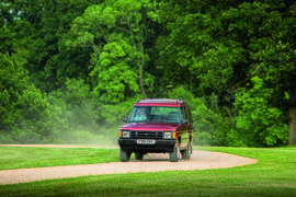 Land Rover Discovery Mk1