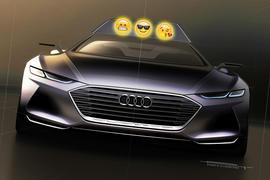 Emoji car by Autocar