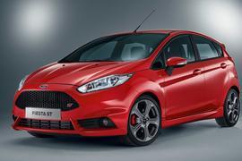 Ford Fiesta five-door