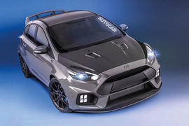 Ford Focus RS500 Autocar