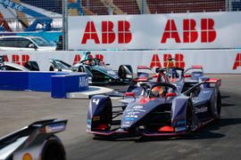 Formula E 2019 season decider in New York - racing