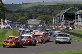 Goodwood Revival historic racing