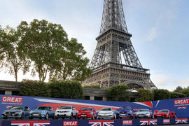 Great Britain in Paris