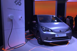 Electric Seat e-Mii concept