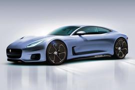 Reborn Jaguar XK