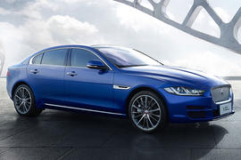 Jaguar XE with 100mm longer wheelbase confirmed for China