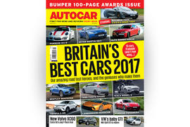 Autocar magazine 24 May – out now