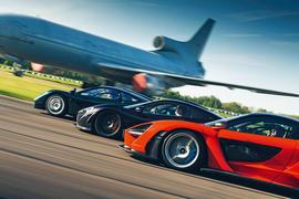 McLaren generations - runway