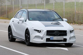 Next Mercedes A-Class to be launched at 2018 Geneva motor show