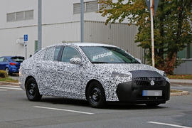 2018 Vauxhall Corsa spotted testing in Europe