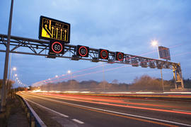 What would a 60mph motorway speed limit do for NOx emissions?