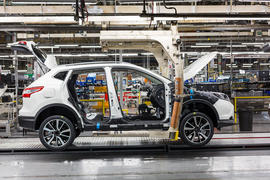 Brexit yet to effect UK car production