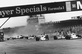 Ten great British Grand Prix moments at Silverstone