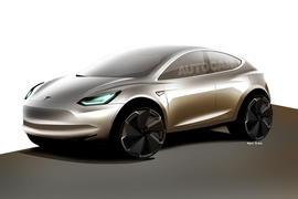 Tesla small SUV