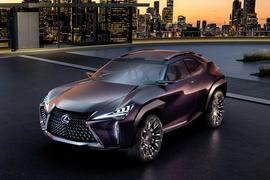 The design process behind the Lexus UX concept