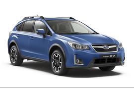 Subaru XV facelift