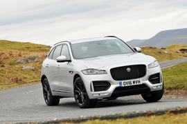 Jaguar F-Pace 2.0d R-Sport 2016 road test review