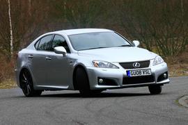 Lexus IS-F 2008-2012