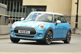 Mini Cooper 5-door hatch