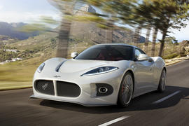 Spyker has exited its financial restructuring process