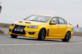 Vauxhall VRX8 2011-2012