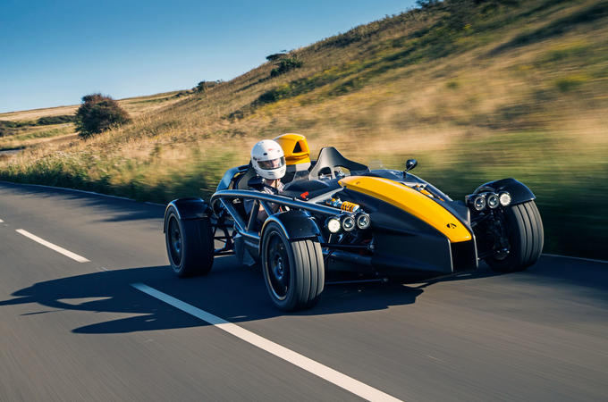Ariel Atom 4 2019 road test review - hero front