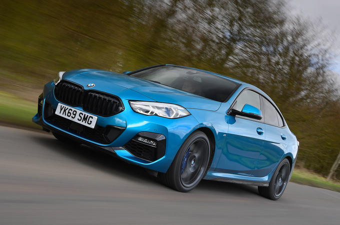 BMW 2 Series Gran Coupe 2020 road test review - hero front