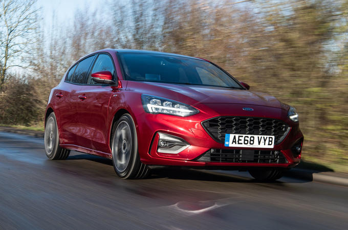Ford Focus ST-line X 2019 road test review - hero front