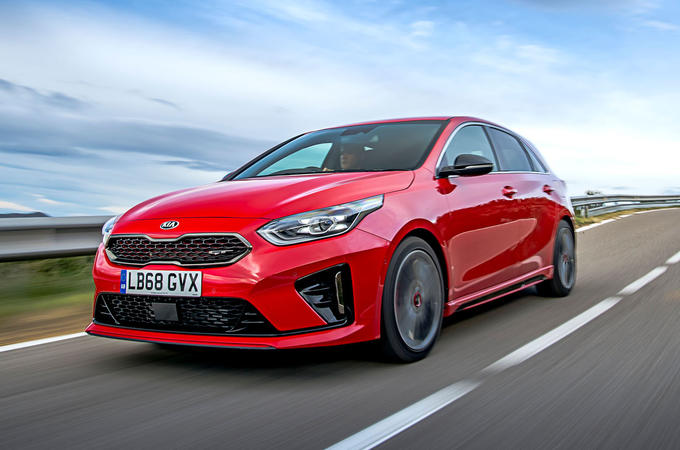 Kia Ceed GT 2019 road test review - hero front
