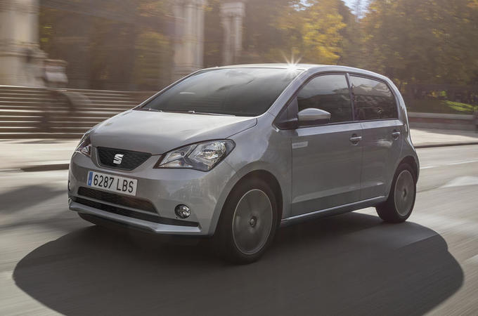 Seat Mii Electric 2020 road test review - hero front