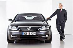 VW agrees Porsche deal