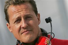 Ferrari wants third car for Schuey