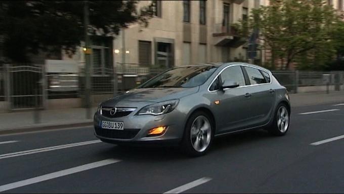 Vauxhall Astra 1.6T SE
